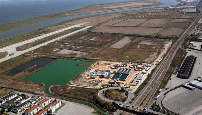 Wastewater Treatment Plant in Alverca do Ribatejo