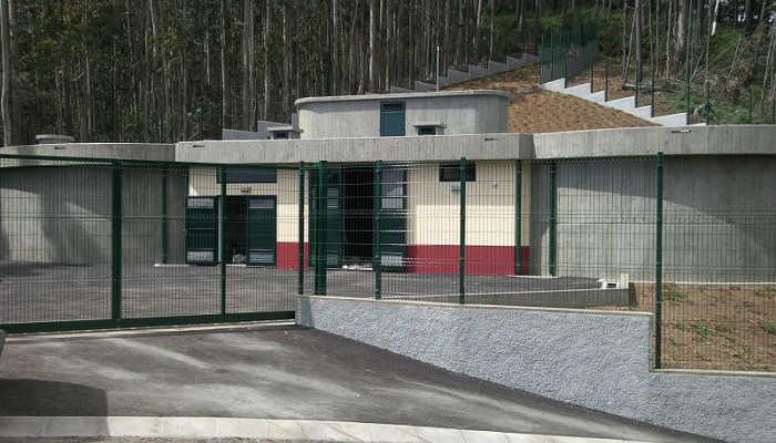 Wastewater Treatment Plant in Santo da Serra