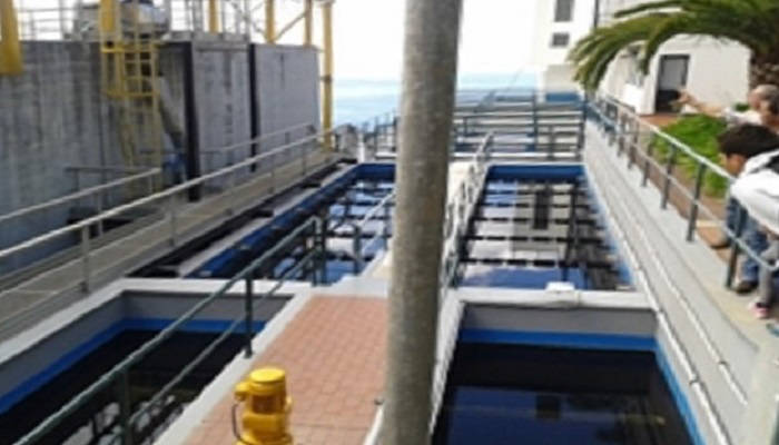 Wastewater Treatment Plant in Covão