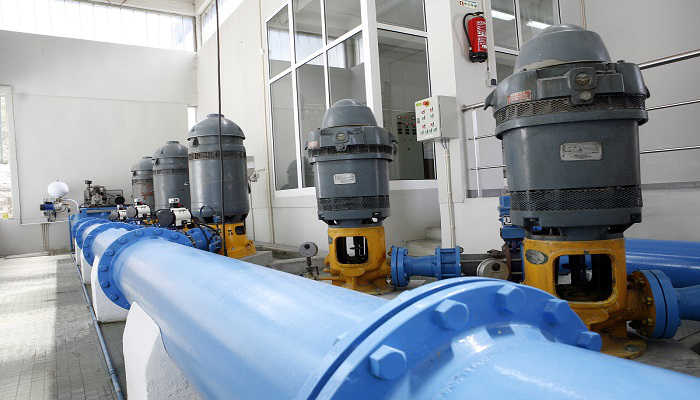 Oliveira and Portela Water Tanks and Sobreiro Pumping Station