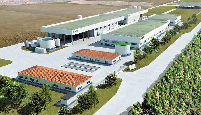 CIRVER – Industrial Waste Treatment Plant
