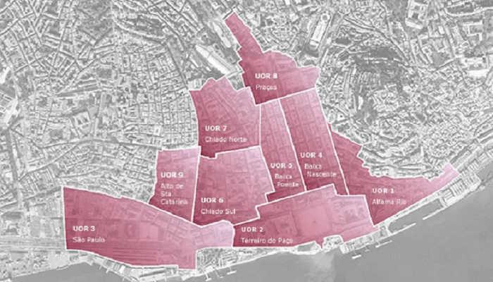 Urban Renewal Society of Baixa Pombalina