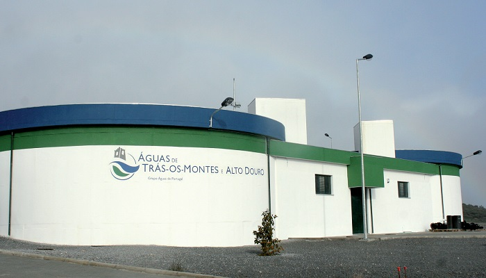 Wastewater Treatment Plant in Sambade, Arroio and Ferradosa