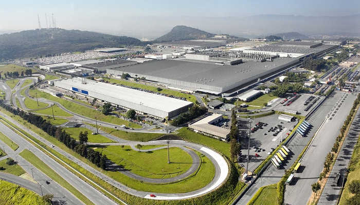 FIAT car plant in Goiana
