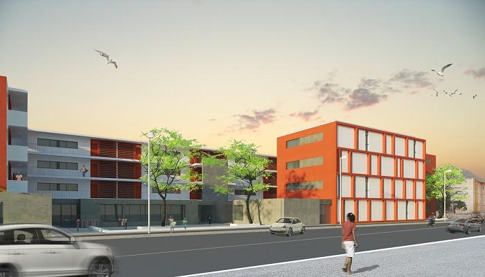 Residential Complex, Praia 4