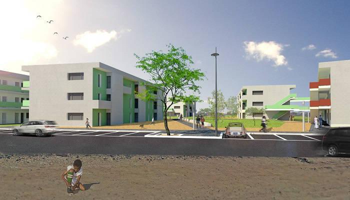 Praia 8.2 Residential Complex