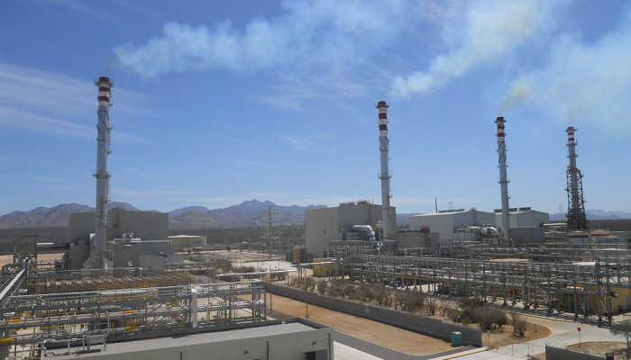 Air Cooled Condenser, Baja California Sur V