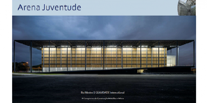 GRAVIDADE at the XI Conference on Steel and Composite Construction