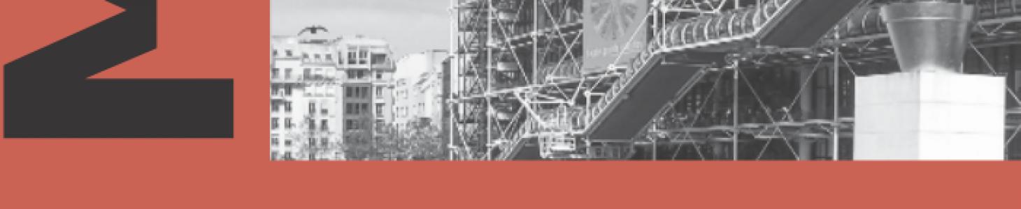 Centro Pompidou: A estrutura da arte – a arte da estrutura