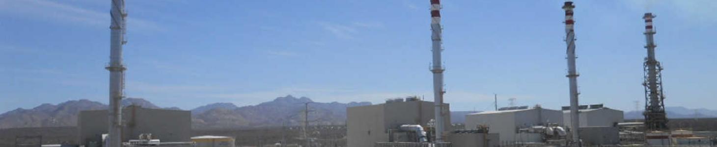 Início da execução da CCI Baja California Sur V