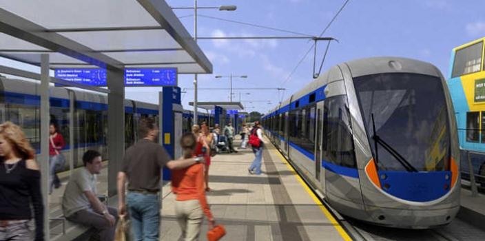 Dublin – Metro North cancellation