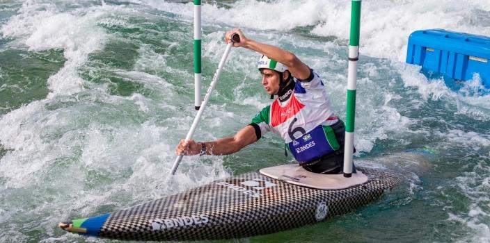 Deodoro Olympic Park – Canoe Slalom