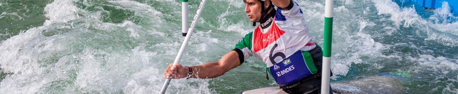 Parque Olímpico de Deodoro – Canoagem Slalom