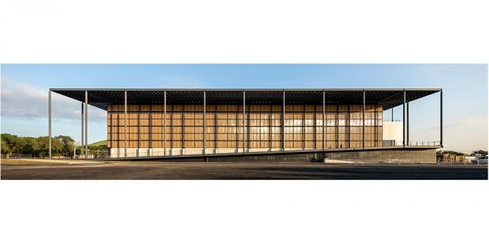 Youth Arena (Rio2016) on Archipendium.com