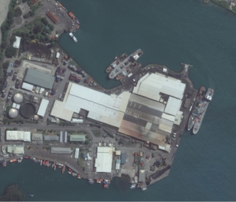 Ampliação e melhoramento de Fábrica em Victoria, Seychelles