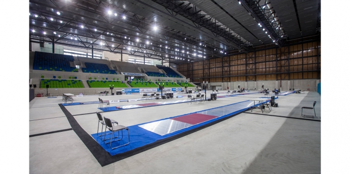 Deodoro Olympic Park – Youth Arena