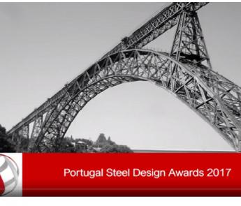 """O projecto da Arena Juventude foi nomeado para os prémios """"Portugal Steel Design Award 2017"""""""