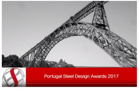 "Arena da Juventude project was nominee for the ""Portugal Steel Design Award 2017"""