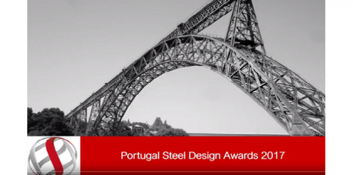 """Arena da Juventude project was nominee for the """"Portugal Steel Design Award 2017"""""""